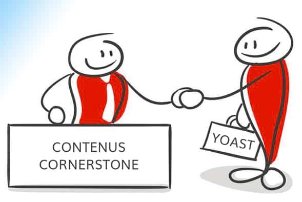 Création de site avec des contenus Cornerstone 2