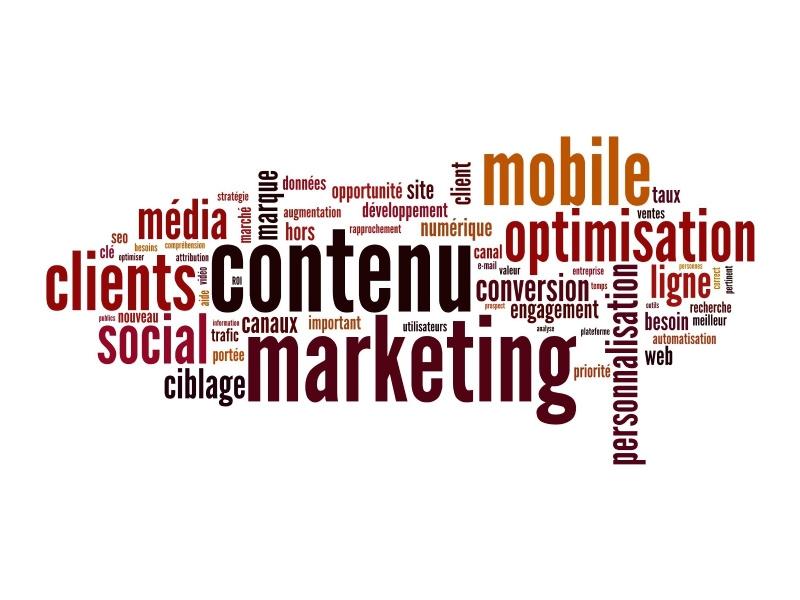 Marketing de contenu et visibilité web reims paris